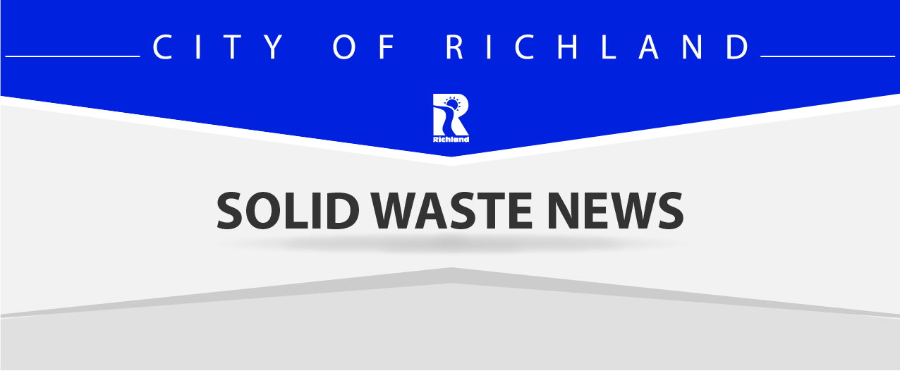 Richland Solid Waste Collection Update