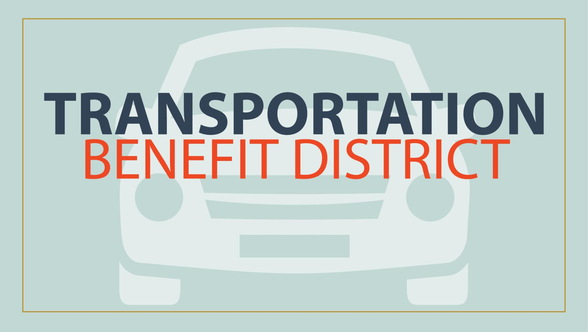 Transportation Benefit District