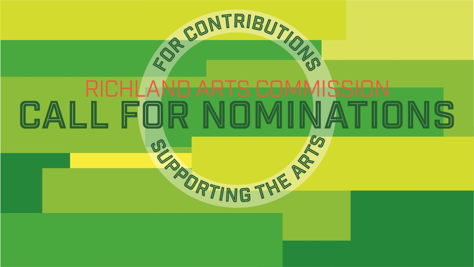 Richland Seeking Nominations for Art Recognition