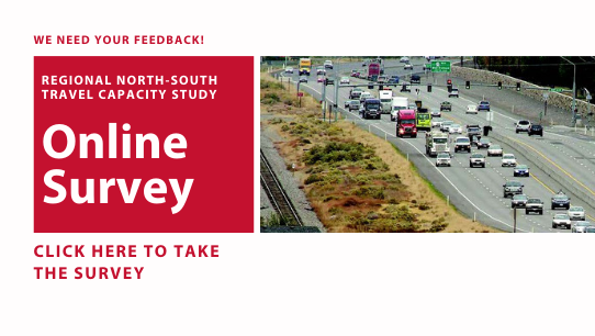 northsouth traffic study online survey link