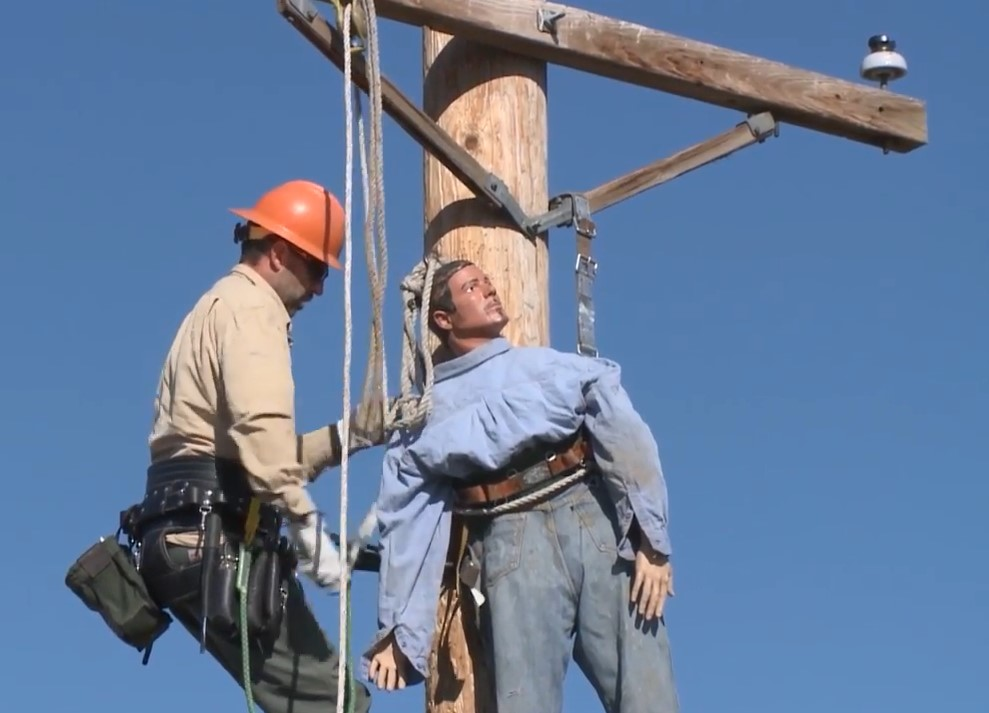 Lineman Rescue Training