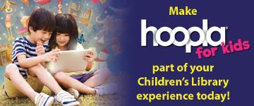 Hoopla ebooks for kids