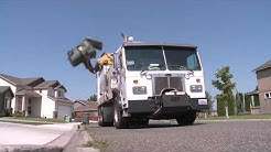 Explore Richland Garbage Truck and Landfill